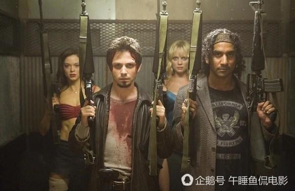 世界顶级恐怖电影《丧尸、大腿、机关枪》,堪称丧尸片集大成之作