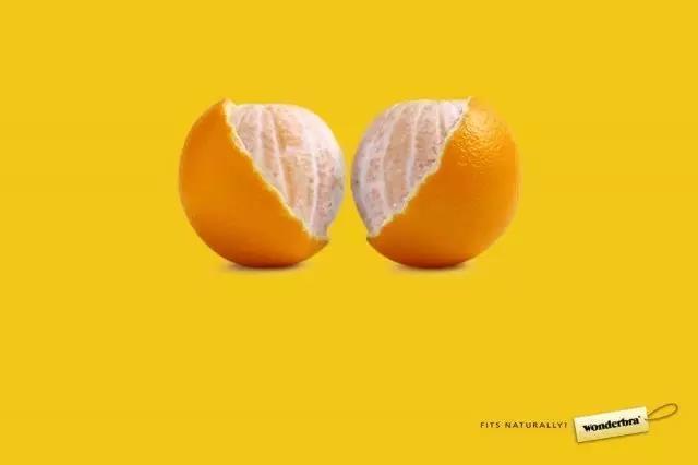 這些新奇的創意廣告,讓人目瞪口呆,你能看懂幾個