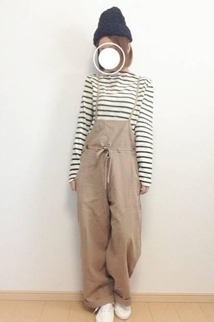 如果只有1米58,時尚的日本妹紙會這麼穿……