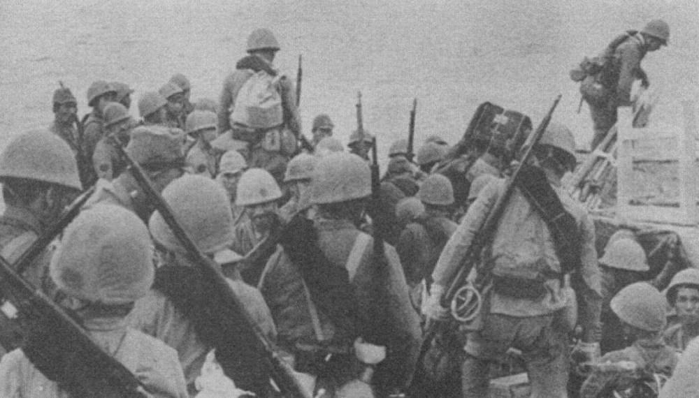 揭秘日軍攻佔香港細節:東方之珠遭巨炮轟擊,80%英軍被俘