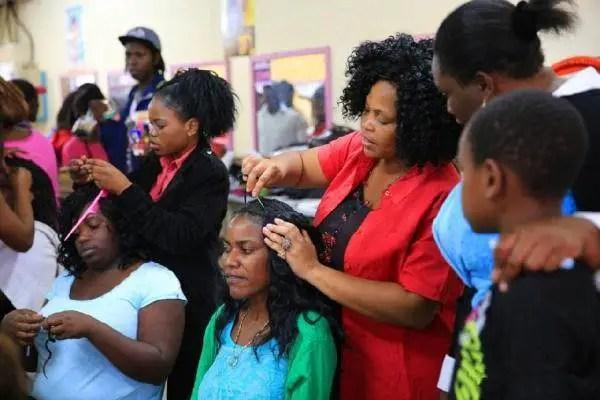 看非洲人的百變髮型,沒有我們想的那樣簡單,漲知識了