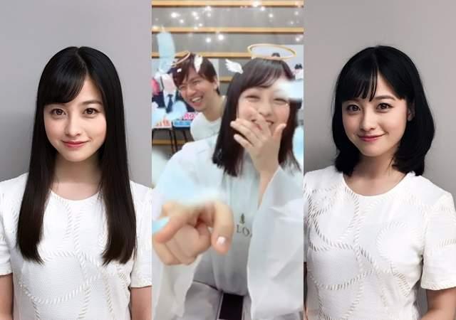 日本「千年一遇」美少女直播剪短髮,竟獲280萬人點贊