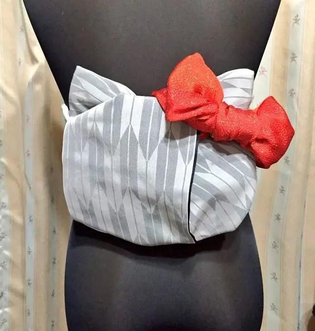 日本和服要改版成這樣了?身後的背影萌的嫑嫑噠