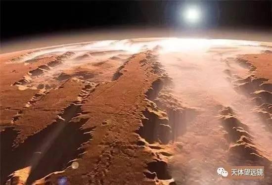 火星文明竟在40億年前被天外洪水毀滅