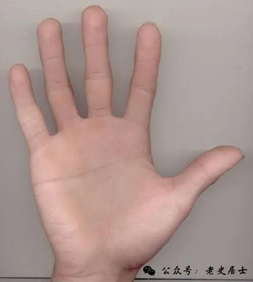 一直線 手相 伸出雙手看看幾條線,從 手相