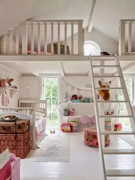 家再小也不怕,這樣的實際讓你的床既寬敞又舒適
