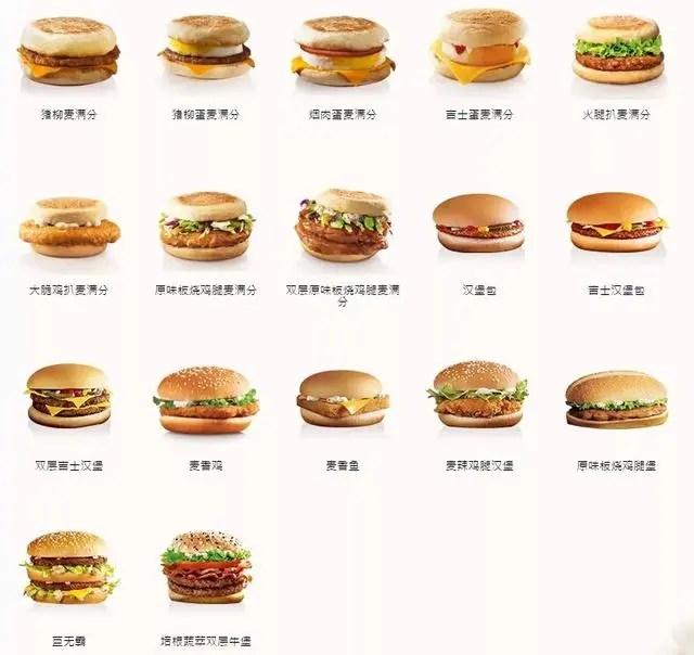 中英兩國麥當勞對比,發現中國的最好吃,大美中國