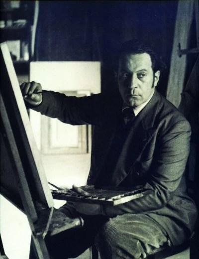 邂逅義大利畫家阿尼戈尼