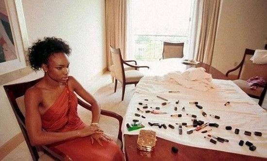 攝影師實拍美國少女真實的生活狀態