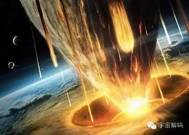 小行星可能在2032年撞地球