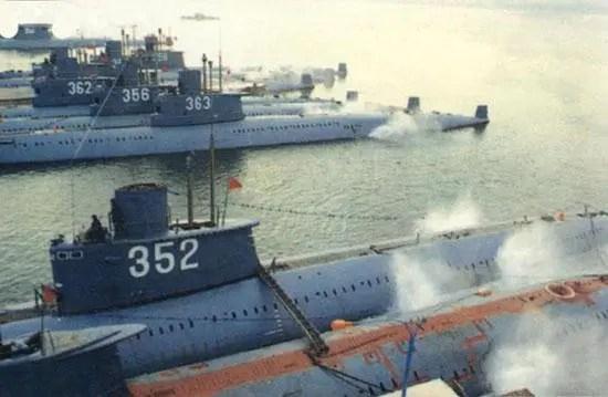 中國的潛艇數量讓美國十年都趕不上?專家讓人捏把汗