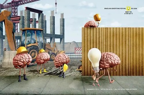 30個廣告界中有創意的擬人化的廣告