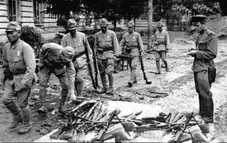 1945年日本投降後,幾百萬日軍戰俘跑哪去了?