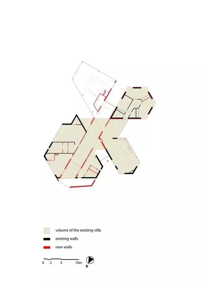 荷蘭林間一座被改造四次的別墅 Villa 4.0