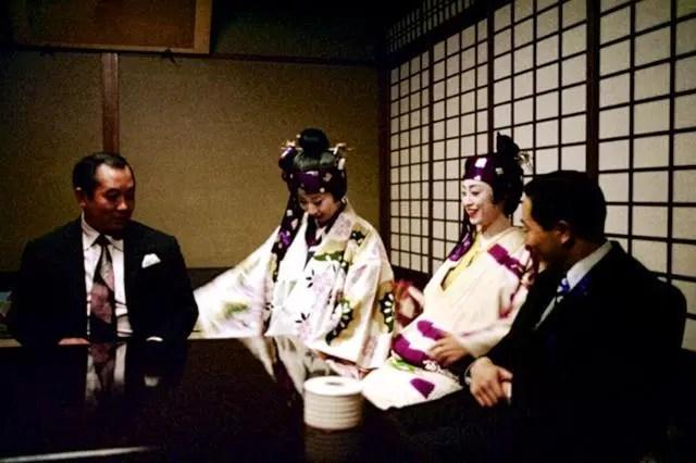 1972年的日本京都