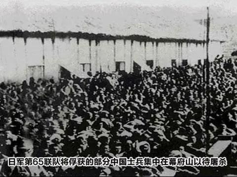 南京大屠殺,殺了30萬人,當時中國人不會跑嗎?