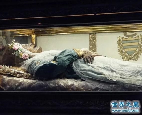 世界十大從未腐爛的屍體,第一竟然是 膽小慎入!
