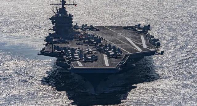 美媒:中國新型導彈將終結美國航母稱霸時代