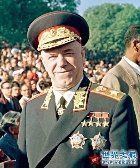 美國媒體評選世界十大軍事家,毛主席世界第一