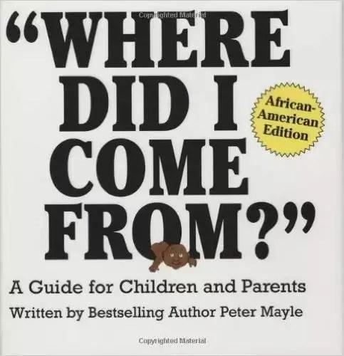 真逗!美國人這樣解釋小孩從哪裡來,中國家長敢嗎?