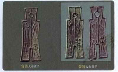 2000多年前中國就有假幣了