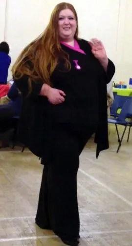 紐西蘭女子兩年減肥92公斤看看勵志胖子的辛酸減肥路