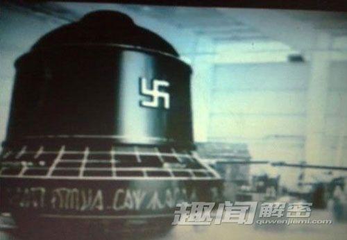 納粹扭曲空間的瘋狂機器:死亡之鐘!震驚全球