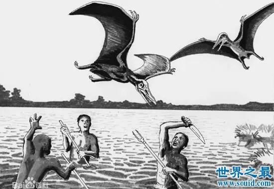 全球十大傳說中的恐怖生物,未知世界生物體