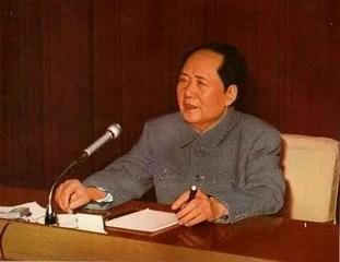 毛澤東直至去逝都沒有完成的兩件大事!