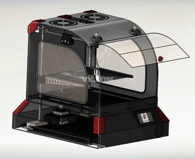 中國研發全球最大3D印表機