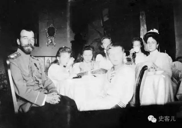 揭秘末代俄國沙皇尼古拉二世全家被處決經過