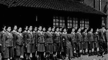 歷史揭秘:二戰中最瘋狂的群體 日本娘子軍太恐怖