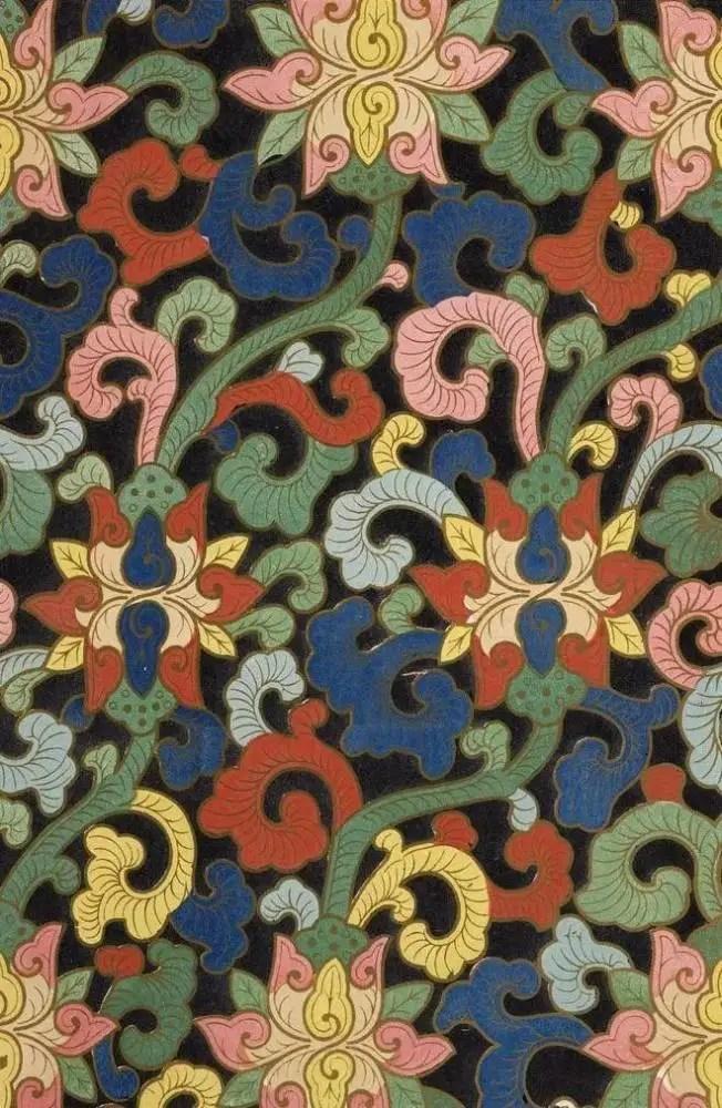 中國傳統紋飾80P