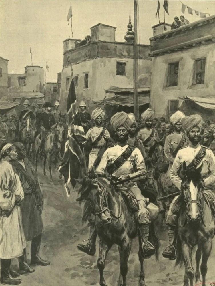 多數人都不知道的歷史:1904年英國人血洗西藏!
