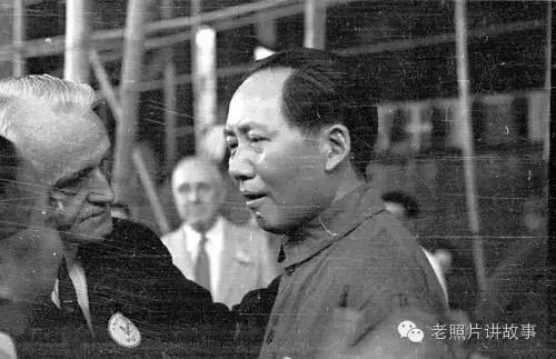重慶談判珍貴老照片首度曝光