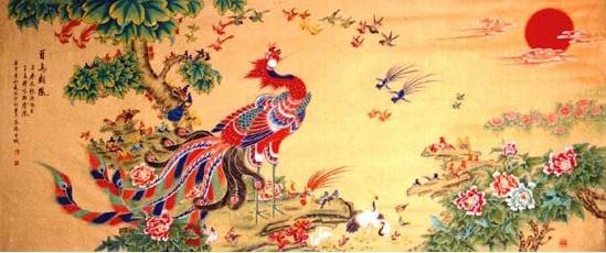 儒道所說的四靈都是那些?有什麼不同?