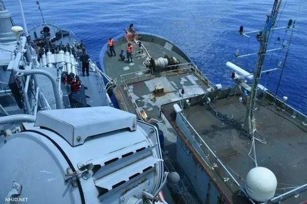 這個得罪中國的國家要小心了 中國派核潛艇強硬反擊