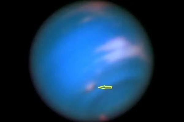 天文奇事多 海王星周圍新添5顆神秘星體