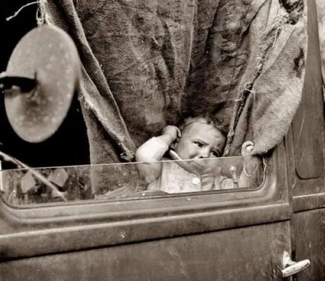1930年代的美國西部掠影