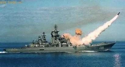 反航母作戰氣勢上就壓人一頭:有事沒事就貼美國軍艦