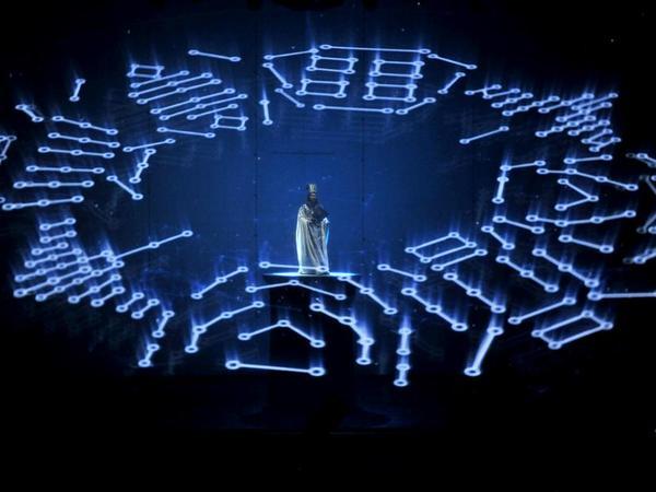 中國首部大型全景開合劇場《出師表》傳奇啟幕