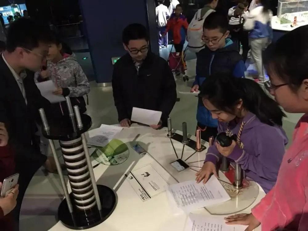 深度解析2016年北京中考物理中國科技館所涉及的三大展品