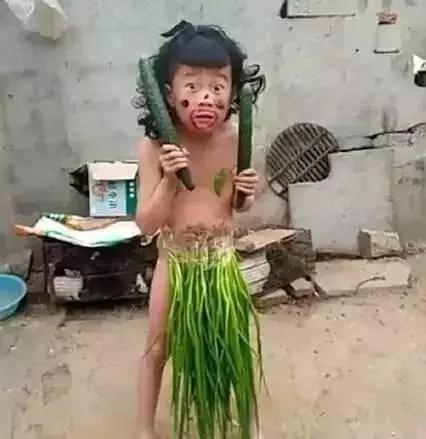 搞笑圖片:生活最重要的就是開心