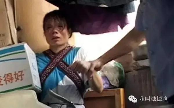 女子為討「情債」竟背上11個月大的女孩持刀