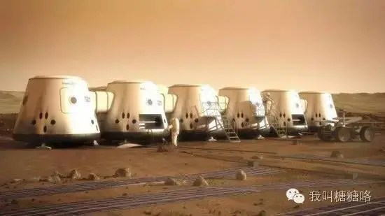 火星殖民計劃將啟動,2男2女有去無回