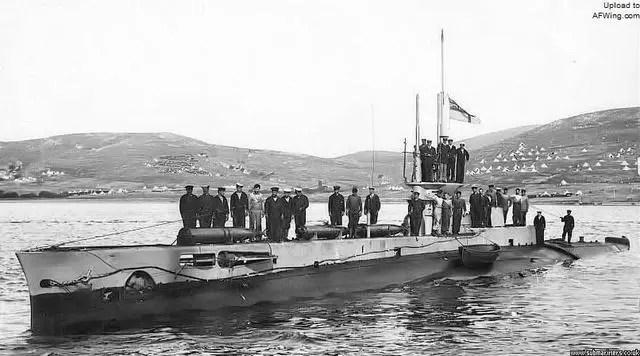 揚威馬島海戰的英豪:英國海軍潛艇艦隊快速成長