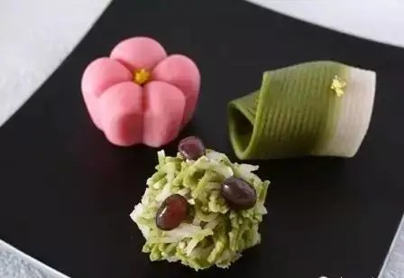 和菓子:日本人一生都离不开的雅致点心
