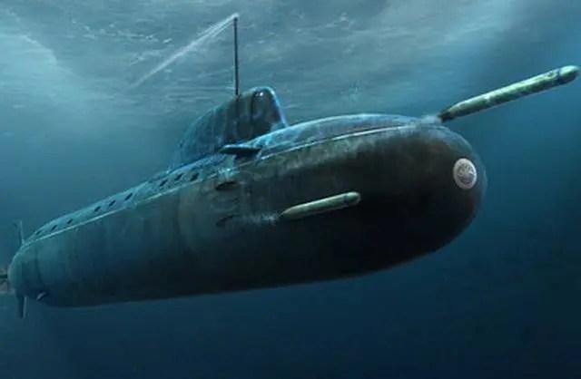 核潛艇藏在水下為什麼也能跟地面通信?長長的「線」