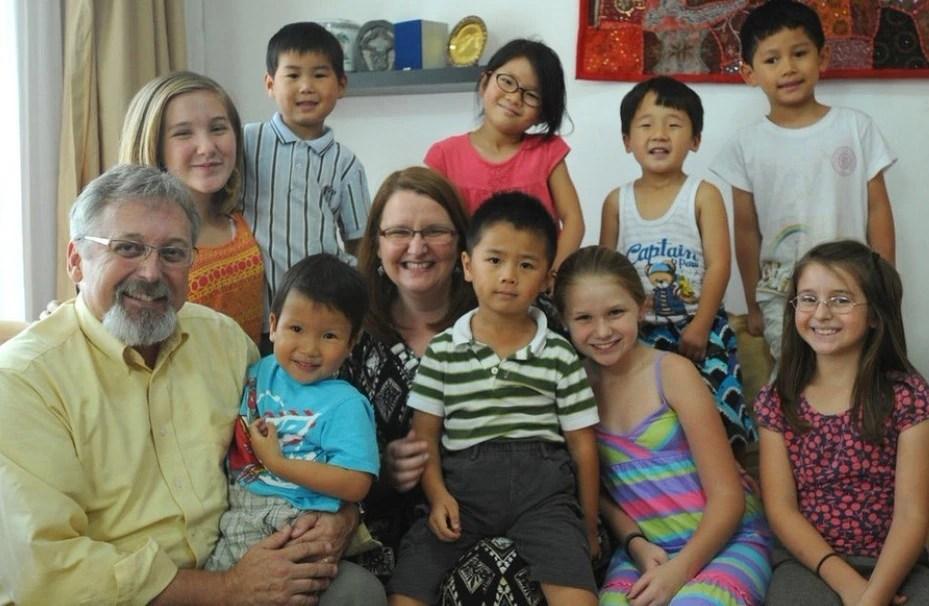 美國為什麼領養了很多中國兒童