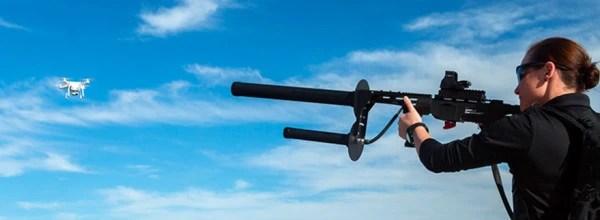 平時都是美國壟斷:這回國產反無人機終結者硬氣壟斷